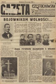 Gazeta Częstochowska : codzienne pismo ilustrowane. 1938, nr18