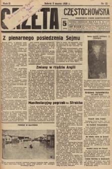 Gazeta Częstochowska : codzienne pismo ilustrowane. 1938, nr52