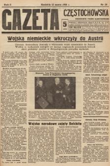 Gazeta Częstochowska : codzienne pismo ilustrowane. 1938, nr59