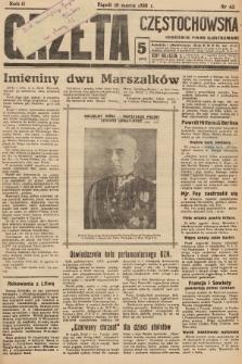Gazeta Częstochowska : codzienne pismo ilustrowane. 1938, nr63