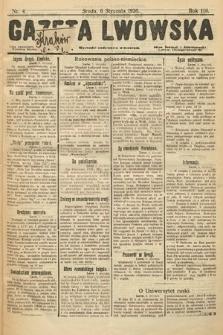 Gazeta Lwowska. 1926, nr4