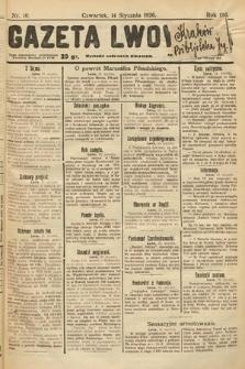Gazeta Lwowska. 1926, nr10