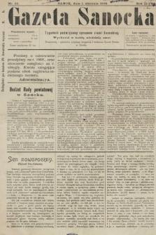 Gazeta Sanocka : tygodnik poświęcony sprawom ziemi Sanockiej. 1905, nr53