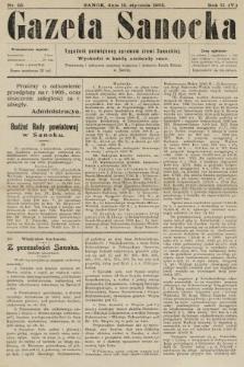 Gazeta Sanocka : tygodnik poświęcony sprawom ziemi Sanockiej. 1905, nr55