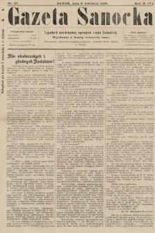 Gazeta Sanocka : tygodnik poświęcony sprawom ziemi Sanockiej. 1905, nr67
