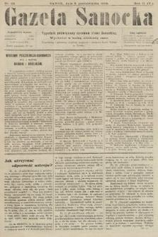 Gazeta Sanocka : tygodnik poświęcony sprawom ziemi Sanockiej. 1905, nr93