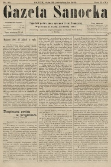 Gazeta Sanocka : tygodnik poświęcony sprawom ziemi Sanockiej. 1905, nr95