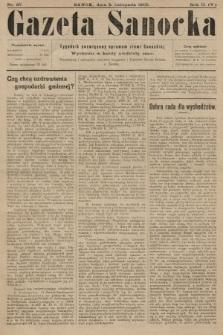 Gazeta Sanocka : tygodnik poświęcony sprawom ziemi Sanockiej. 1905, nr97