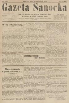 Gazeta Sanocka : tygodnik poświęcony sprawom ziemi Sanockiej. 1905, nr100