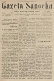 Gazeta Sanocka : tygodnik poświęcony sprawom ziemi Sanockiej. 1905, nr101