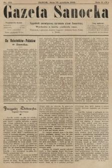 Gazeta Sanocka : tygodnik poświęcony sprawom ziemi Sanockiej. 1905, nr102