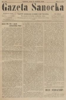 Gazeta Sanocka : tygodnik poświęcony sprawom ziemi Sanockiej. 1905, nr103