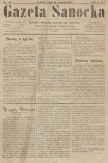 Gazeta Sanocka : tygodnik poświęcony sprawom ziemi Sanockiej. 1905, nr105