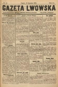 Gazeta Lwowska. 1926, nr23