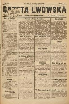Gazeta Lwowska. 1926, nr25