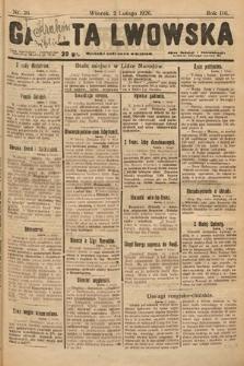 Gazeta Lwowska. 1926, nr26