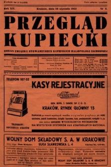 Przegląd Kupiecki : organ Związku Stowarzyszeń Kupieckich Małopolski Zachodniej. 1931, nr2