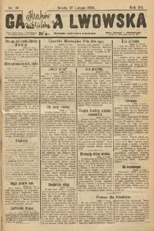 Gazeta Lwowska. 1926, nr38