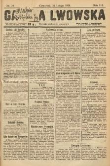 Gazeta Lwowska. 1926, nr39