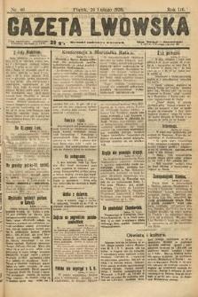 Gazeta Lwowska. 1926, nr46