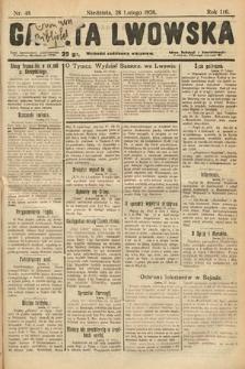 Gazeta Lwowska. 1926, nr48