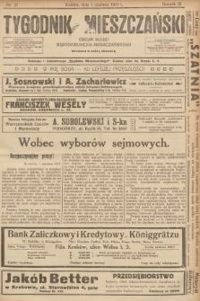 Tygodnik Mieszczański : organ Klubu Rękodzielniczo-Mieszczańskiego. 1913, nr22