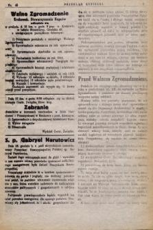 Przegląd Kupiecki : [organ Centr. Związku Stow. Kupieck. Zachodniej Małopolski. 1922], nr45