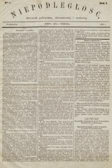 Niepodległość : dziennik polityczny, ekonomiczny i naukowy. 1863, nr6