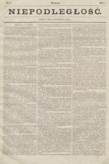 Niepodległość. 1863, nr7