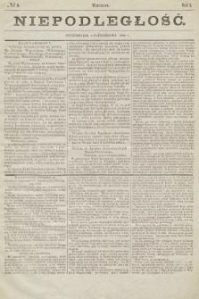 Niepodległość. 1863, nr8