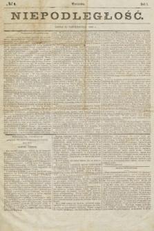 Niepodległość. 1863, nr9