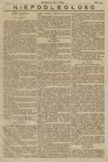 Niepodległość. 1864, nr1