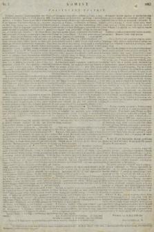 Nowiny Polityczne Polskie. 1863, nr7