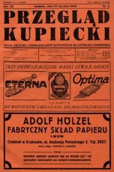 Przegląd Kupiecki : organ Związku Stowarzyszeń Kupieckich Małopolski Zachodniej. 1929, nr4
