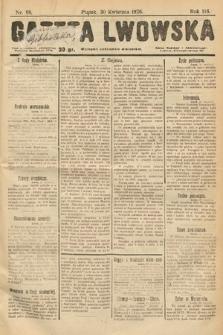 Gazeta Lwowska. 1926, nr98