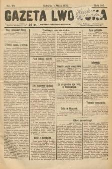 Gazeta Lwowska. 1926, nr99