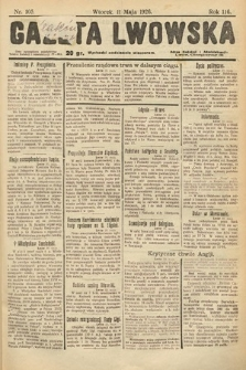 Gazeta Lwowska. 1926, nr105