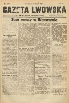 Gazeta Lwowska. 1926, nr109