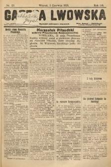 Gazeta Lwowska. 1926, nr121
