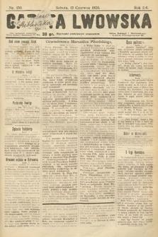 Gazeta Lwowska. 1926, nr130