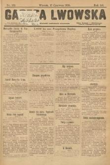 Gazeta Lwowska. 1926, nr132