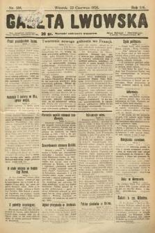 Gazeta Lwowska. 1926, nr138