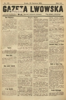 Gazeta Lwowska. 1926, nr139