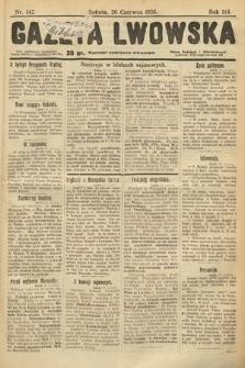 Gazeta Lwowska. 1926, nr142