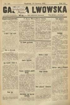 Gazeta Lwowska. 1926, nr143