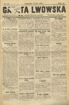 Gazeta Lwowska. 1926, nr145