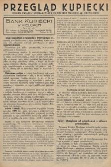 Przegląd Kupiecki : organ Związku Stowarzyszeń Kupieckich Małopolski Zachodniej. 1927, nr25