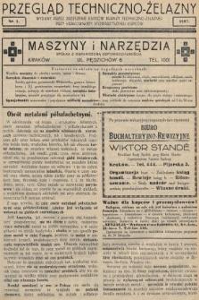 Przegląd Kupiecki : organ Związku Stowarzyszeń Kupieckich Małopolski Zachodniej. 1927, nr37