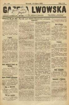 Gazeta Lwowska. 1926, nr155