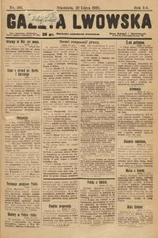Gazeta Lwowska. 1926, nr166